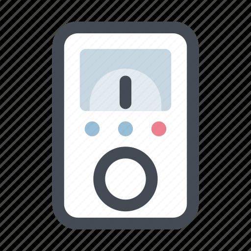 ameter, building, electrical tool, repair, tool, voltag, work icon
