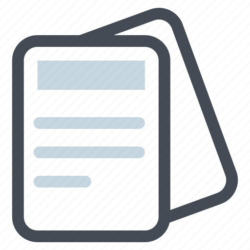 building, construction, document, duplicate, paper, property, renovation icon