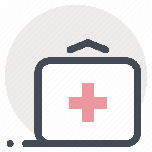 bag, doctor, first aid, health, healthcare, healthy, hospital icon