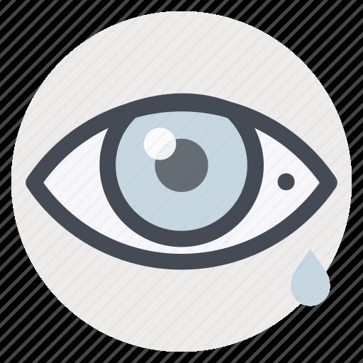 diagnosis, emergency, eye, first aid, healthcare, injury, medicine icon