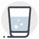 care, cup, glass, healthy life, medicine, water icon