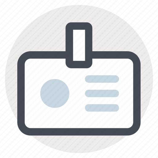 document, healthcare, hospital, id, identity, identity card, medical icon
