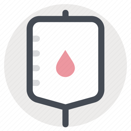 blood, clinic, drip, hospital, medical, patient, treatment icon
