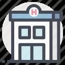 care, clinic, doctor, health, hospital, medicine, treatment icon