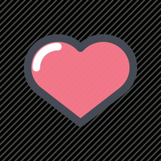favorite, healing, heart, life, like, love, treatment icon