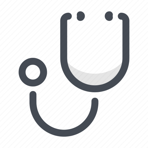body checkup, checking, doctor, healthcare, medical, stethoscope, test icon
