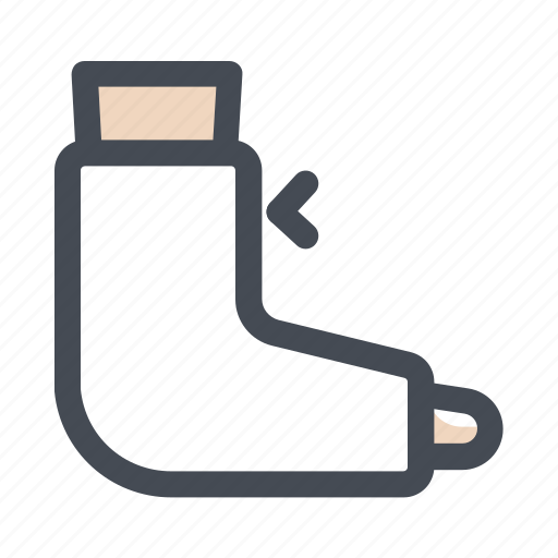 Care, doctor, health, hospital, medicine, patient, fracture icon - Download on Iconfinder