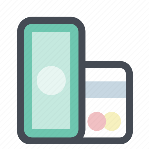 credit card, health, hospital, medicine, patient, payment, transaction icon