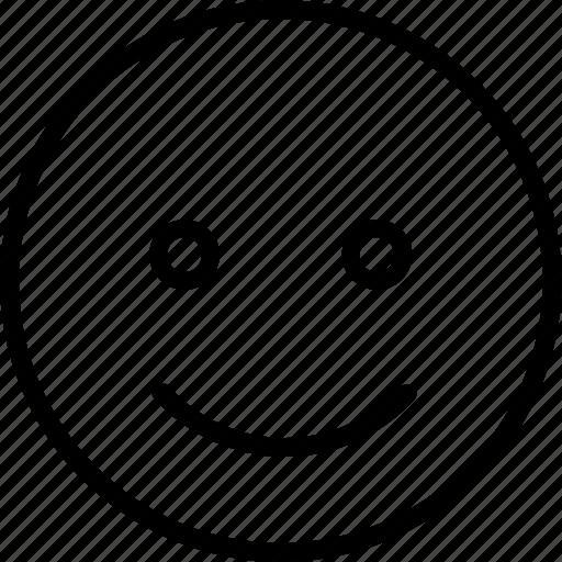 emoticon, face, happy, smile, smiley icon