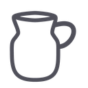 artisany, pot, water, beverage, drink, tea icon