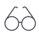 find, glass, glasses, magnifying, optician, search, seo, zoom icon