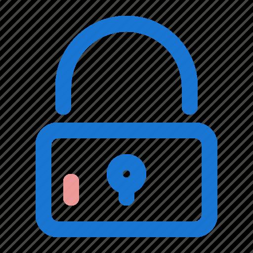 App, lock, padlock, safe, security, ui, website icon - Download on Iconfinder