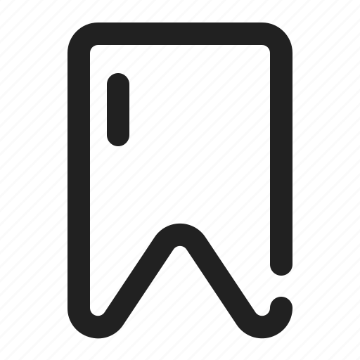 App, bookmark, mark, sign, tag, ui, website icon - Download on Iconfinder