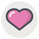 fate, heart, like, love, passion, romantic, valentine's day icon