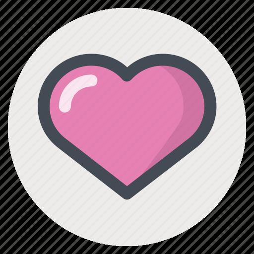 fate, heart, like, love, passion, romantic, valentine's day icon