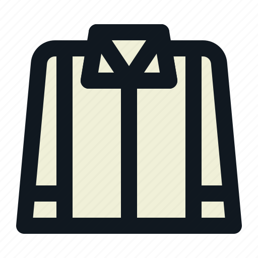 apparel, clothes, clothing, fashion, shirt icon