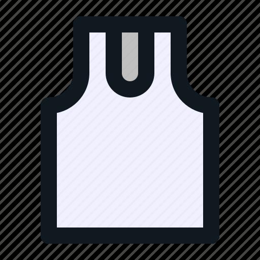 apparel, clothes, clothing, fashion, shirt, under, undershirt icon