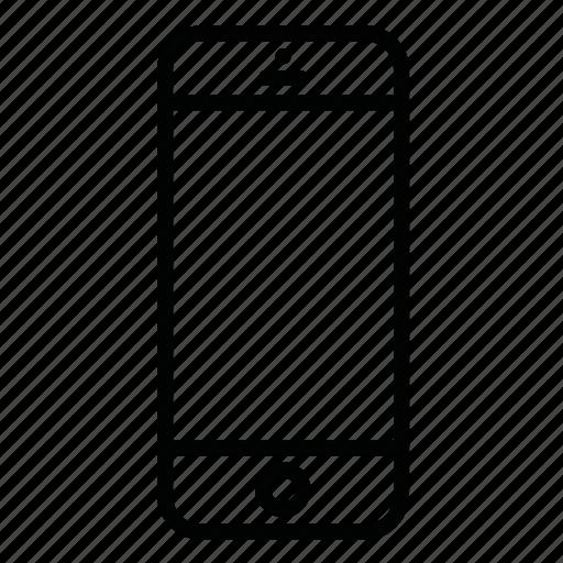 apple, ios, iphone5, mobile, phone, smartphone icon