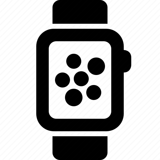 apple, applications, devices, screen, time, watch, yumminky icon