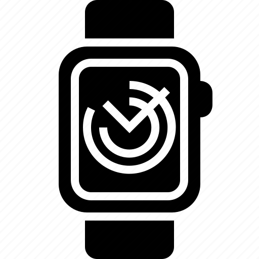 activities, apple, devices, screen, time, watch, yumminky icon