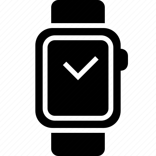 apple, devices, screen, smart, time, watch, yumminky icon