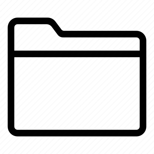 apple, box, container, empty, files, folder, new folder icon