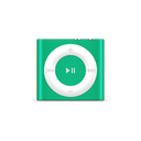apple, green, ipod, product, shuffle icon
