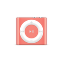 apple, ipod, pink, product, shuffle icon
