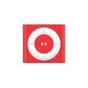 product, shuffle, ipod, red, apple