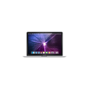 apple, macbook, product, silver icon