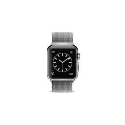 apple, loop, milanese, product, watch icon
