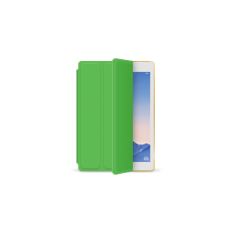 apple, gold, green, ipad, product, smartcover icon