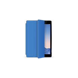 apple, blue, gray, ipad, product, smartcover, space icon