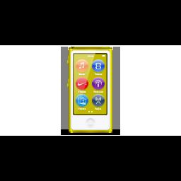 apple, citrus, ipod, nano, product icon