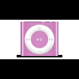 apple, ipod, product, purple, shuffle icon