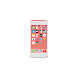 apple, ipod, pink, product, touch icon