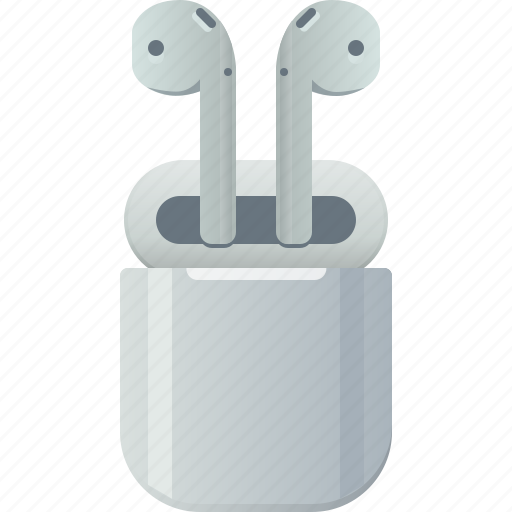 airpods, apple icon