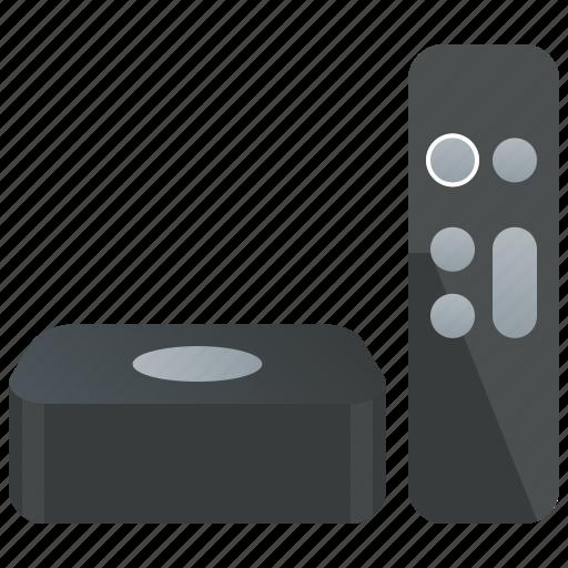 apple, apple tv, apple tv 4k, tv icon