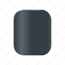 apple, apple homepod, homepod icon