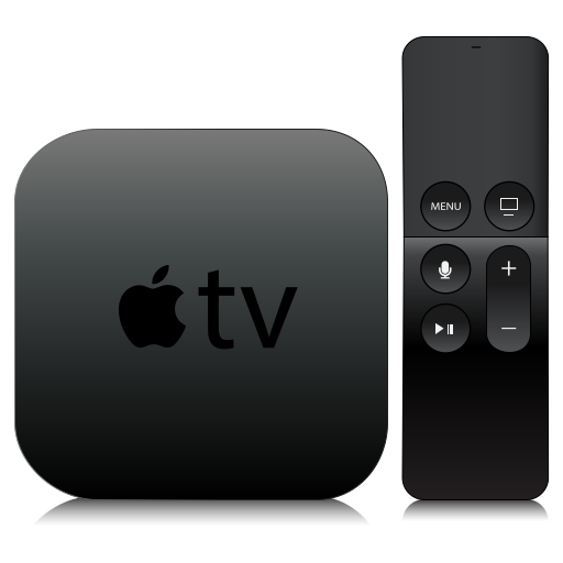 apple, apple tv icon
