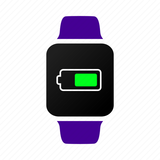 battery, charging, warning, wireless icon