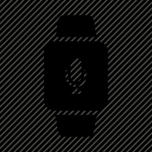 record, siri, voice, voice control icon