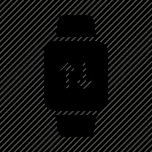 data, exchange, file transfer, send icon