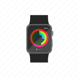 apple, apple watch, cardio, fitness, iwatch, tracker icon