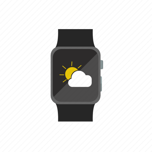 app, apple, apple watch, iwatch, weather icon