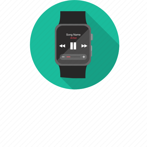 apple, apple watch, iwatch, music, music player, sing, song icon