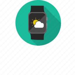 app, apple, apple watch, iphone, iwatch, sun, weather icon