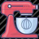 appliance, stand, kitchen, mixer icon