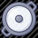 cooker, pressure, pot, stewpot icon