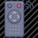 appliance, control, remote, tv